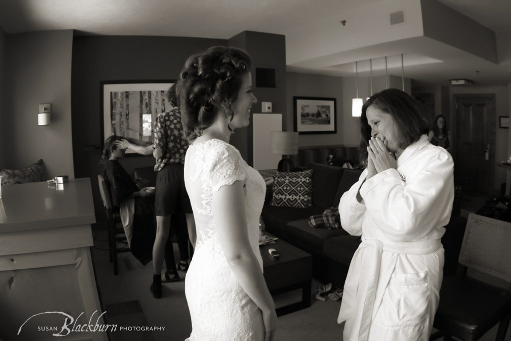 Grand Summit Resort Park City Destination Wedding Image