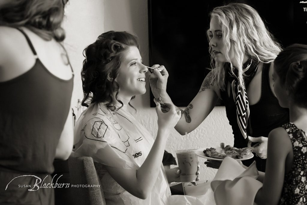 Wedding Preparation Image