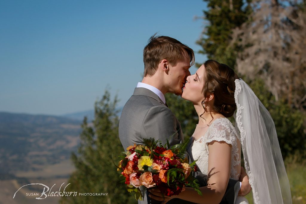 Grand Summit Resort Park City UT Wedding Image