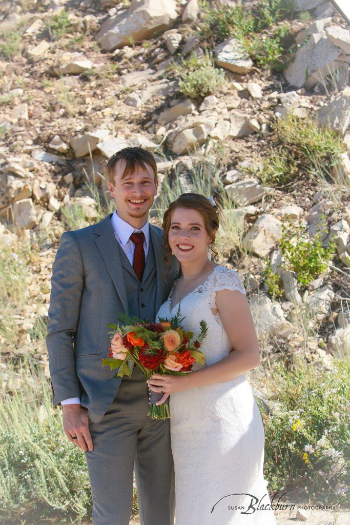 Desert Destination Wedding Photos