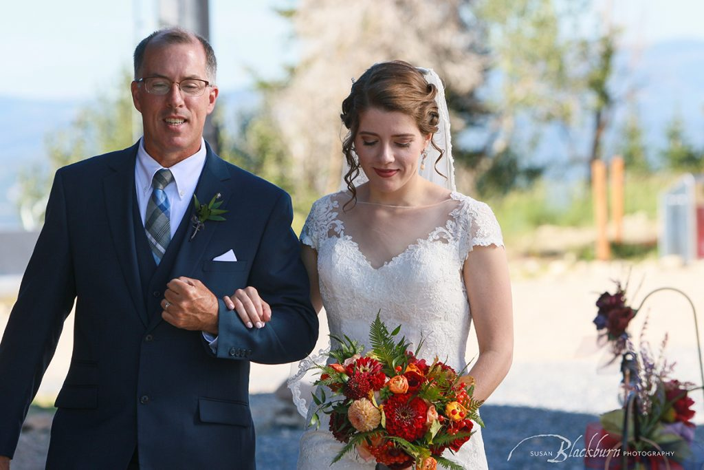 Park City UT Wedding Ceremony Photo
