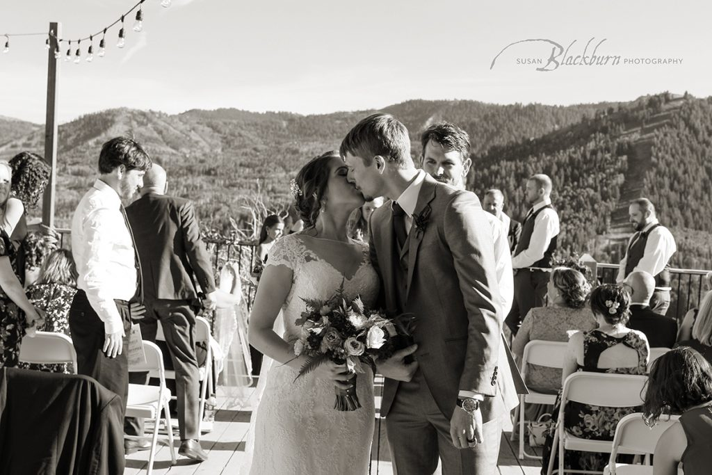 Grand Summit Utah Wedding Ceremony Photo