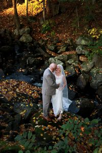 Saratoga NY Fall Wedding Photo