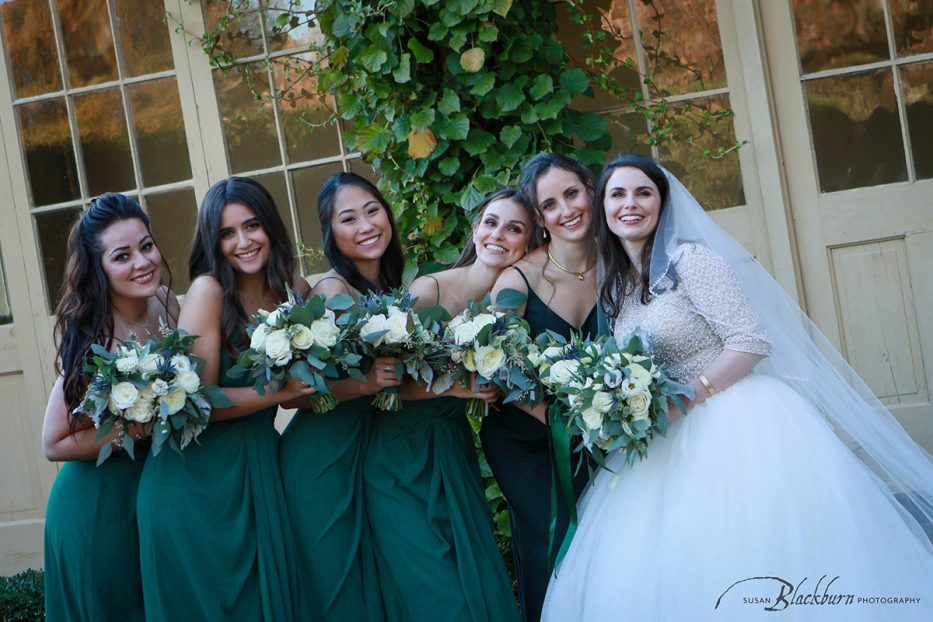 CT Wedding Party Photo