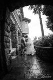 Lake George Boathouse Wedding Photo