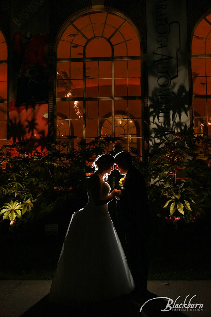 Auto Museum Saratoga NY Wedding Photography