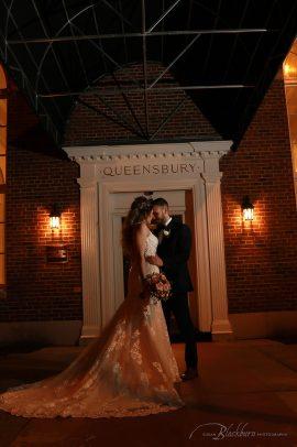 Queensbury Hotel Wedding Photo