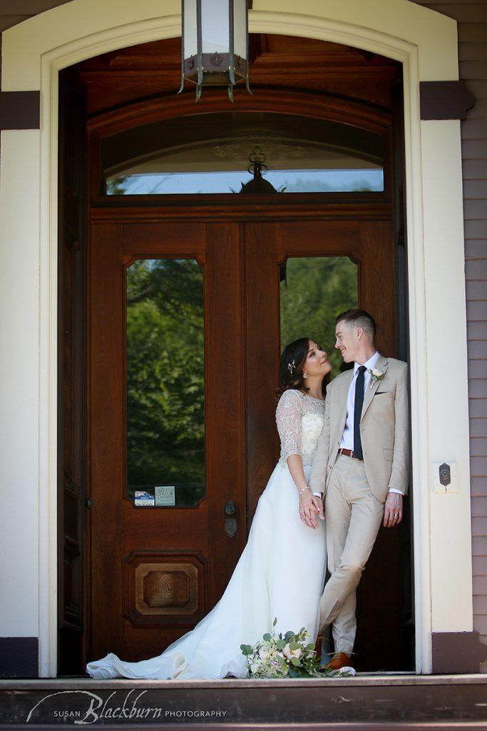 Upsate NY Mansion Wedding Photos