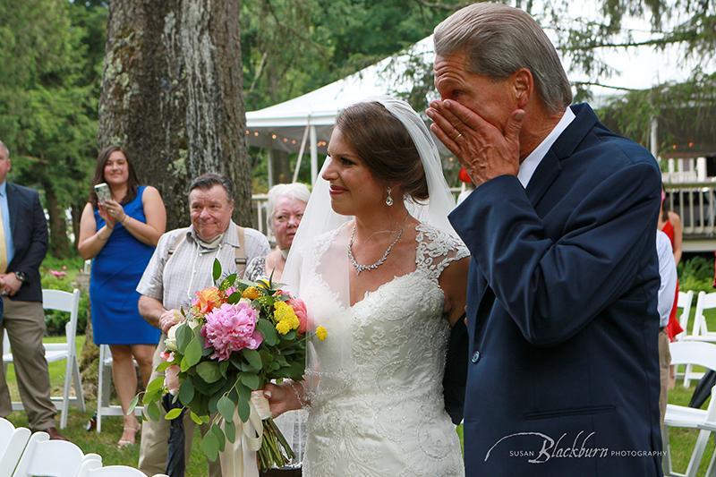 Upstate NY Wedding Ceremony Photos