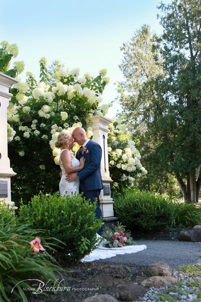 Saratoga Springs Wedding Photo