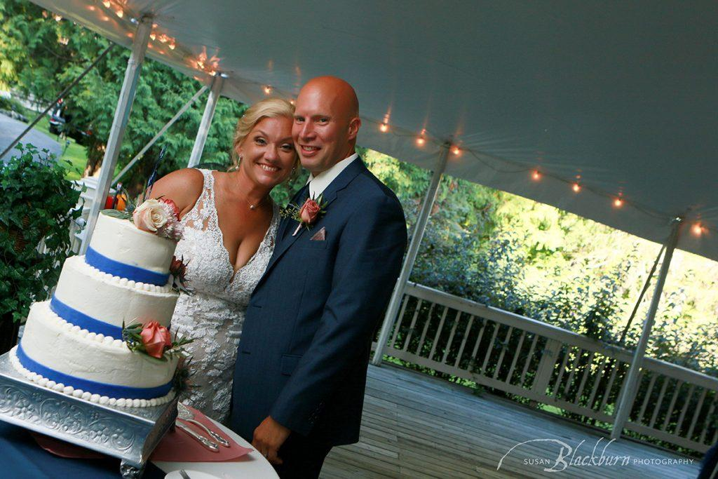 Intimate Summer Wedding Upstate NY