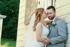 Rustic Chic Wedding Photos Saratoga NY
