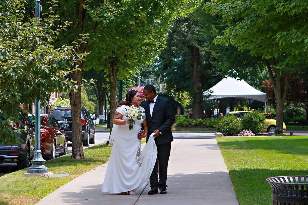 Glens Falls NY Elopement Wedding