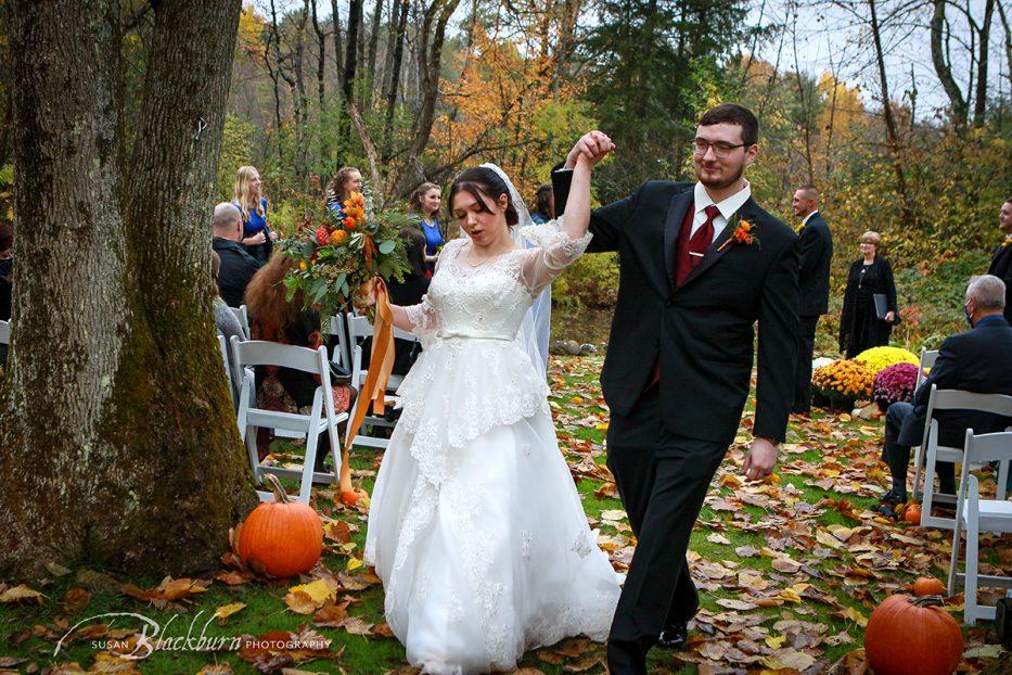 Midweek Wedding Photos Saratoga NY