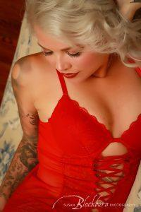 The Gift of a Boudoir Session