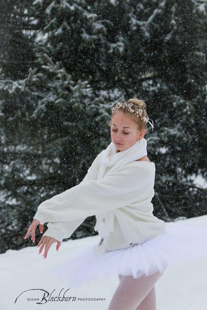 Snow Queen Photoshoot