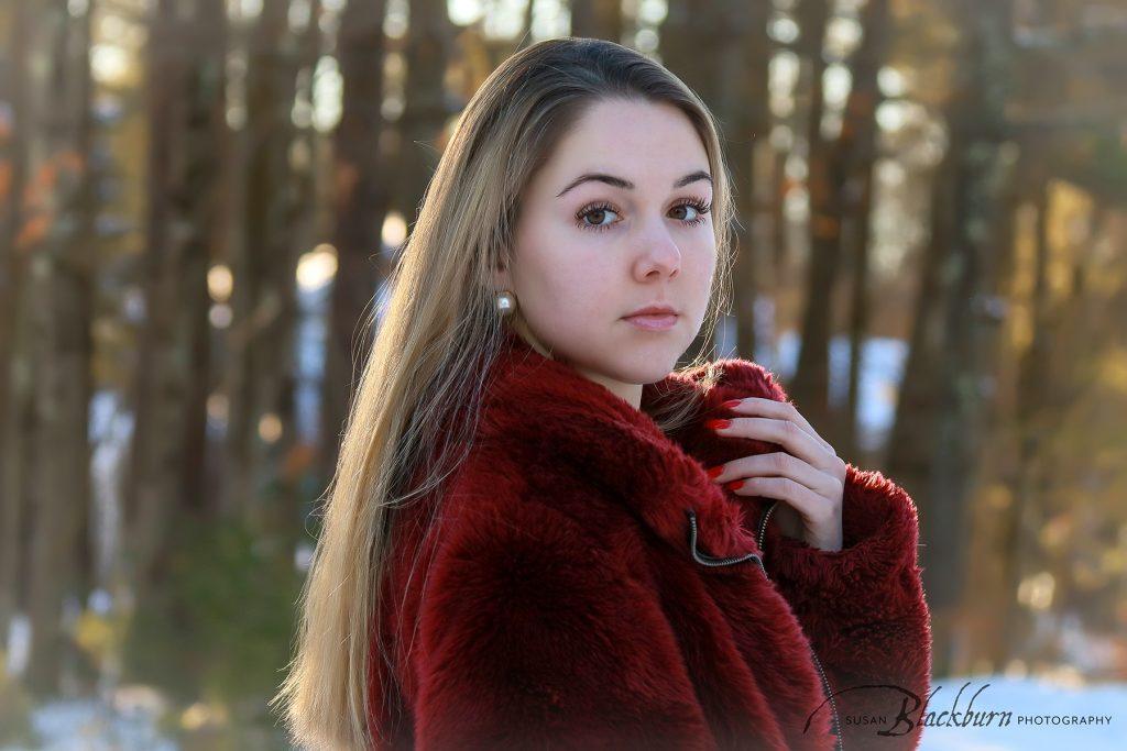 Senior Portrait Sessions Schuylerville ny