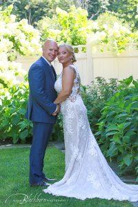 Upstate NY Summer Wedding Photo