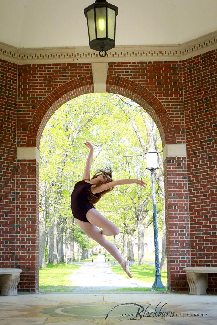 Saratoga NY Senior Portait Dance Photography