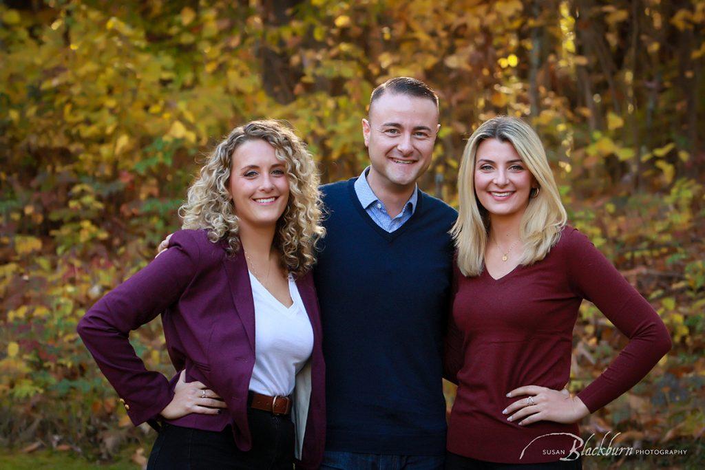 Best Saratoga Springs NY Family Portrait Photographers