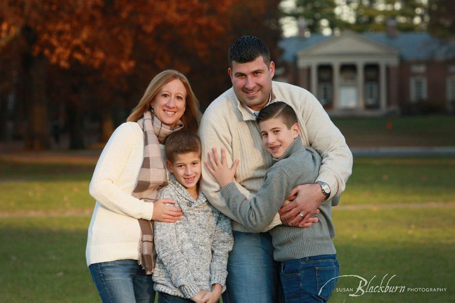 Best Saratoga Family Portrait Photographer