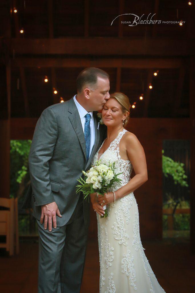 rustic Barn Upstate NY Wedding Photo