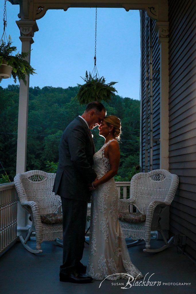 Upstate NY Rainy Day Wedding Photos