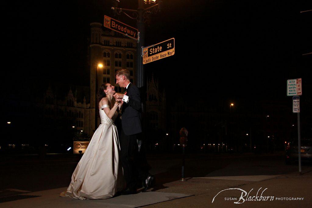 State Room Albany NY Wedding Photos