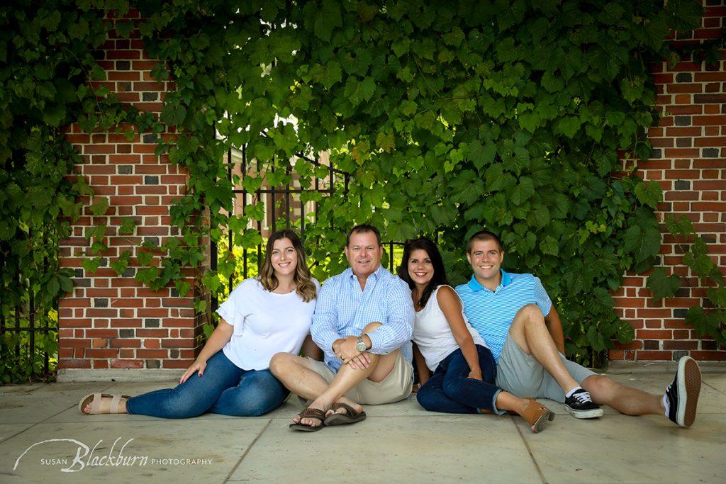 Saratoga Family Photographers