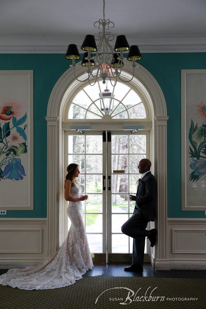 Saratoga Springs Wedding Photo Gideon Putnam Hotel