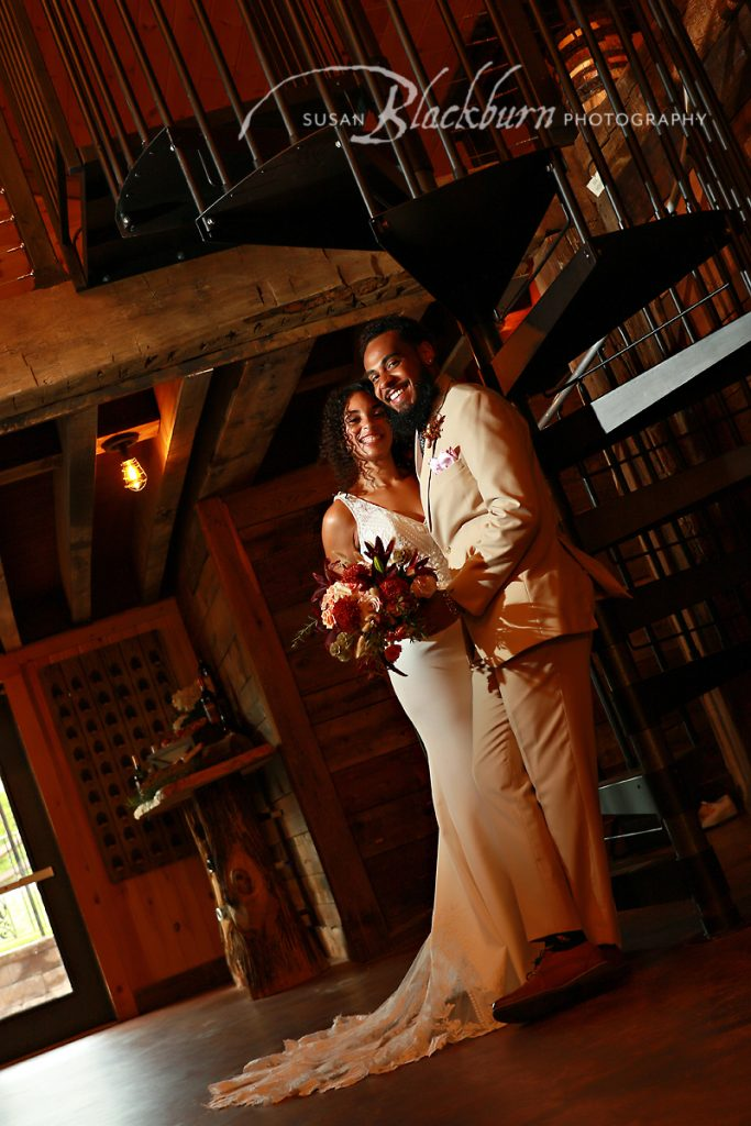Saratoga Winery Wedding Photos