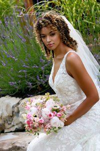 Saratoga Winery Wedding Photo